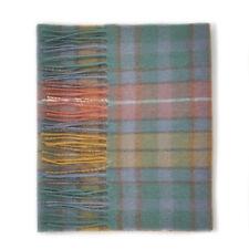 Kiltane of Scotland 100% Lambswool Scottish Tartan Scarf - Buchanan Antique