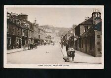 Davidson Bros Single Collectable Scottish Postcards