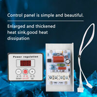 10000W AC 220V SCR Numérique de Régulateur Contrôleur Vitesse Tension Thermostat