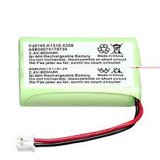 meilleure vente 2.4V 800mAh Ni-Mh Batterie rechargeable pour Simens C28/42H/