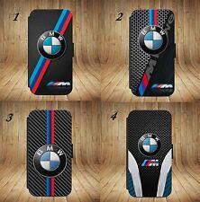 De Luxe BMW M3 M4 M5 M6 X5M Étui Housse Portefeuille pour Tous Iphone et Samsung