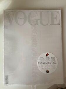 Vogue Italia aprile 2020