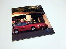 1998 Chevrolet Metro Brochure - French