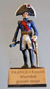 Soldier Lead ALMIRALL Maréchal Great Holding France Premier Empire Years 70