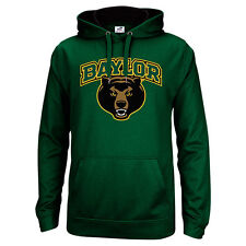 New Ncaa Cover One Apparel Baylor Bears Cotton Pullover Hoodie 2Xl Green Nwt