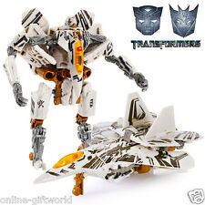 Transformers Leader Class Star Scream Action Figures Robot Toys