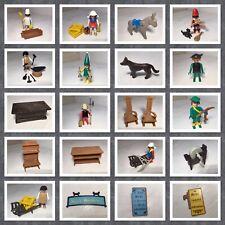Playmobil Klicky, Mittelalter, Fachwerkhaus 3371, 3337, 3378, 3370, 3377
