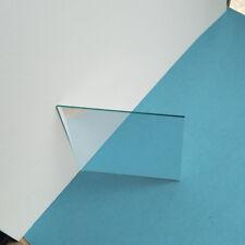 Optical Plate Beam Splitter 50R/50T, 400-700nm, 45 degree Square 30*30mm