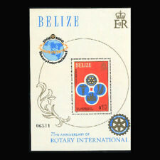 Belize, Sc #546, MNH, 1981, Rotary International, A250RDDDcx