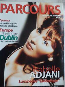 PARCOURS Air Inter 1996 - Isabelle ADJANI et Sharon STONE (Diabolique) DUBLIN