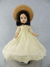 "14"" vintage composition Madame Alexander SCARLETT O'HARA Doll TLC"