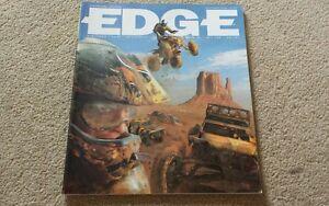 EDGE 168 NOVEMBER 2006 MAGAZINE - VIDEOGAME CULTURE - MOTORSTORM COVER - FREE PP