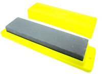 Carbide Combination Sharpening Stone Medium Silicon 8 Inch 200mm Fine TZ WW065