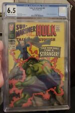 Tales to Astonish #89   CGC 6.5 (OW/White Pages) (1967) Hulk vs.The Stranger