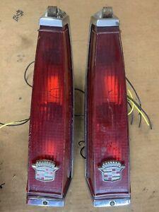 1985 Cadillac Eldorado Tail Lights 1984 1983 1982 1981 1980 1979