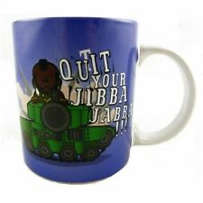WEENICONS A TEAM MR T QUIT YOUR JIBBA JABBA RETRO COFFEE MUG NEW IN GIFT BOX