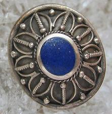 🎁Designerring🎁  Lapis Ring Lapislazuli Ring 925 Silber Ring Antik Lapisschmuck