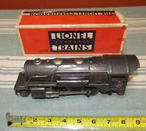 VINTAGE 1933 LIONEL #259E ELECTRIC LOCOMOTIVE- PARTS OR RESTORATION w/ O.BOX