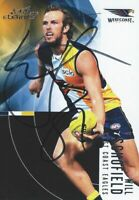 ✺Signed✺ 2012 WEST COAST EAGLES AFL Card WILL SCHOFIELD