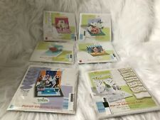 TREASURES POP-UP GREETING CARD- 6 DIFFERENT CARDS YOU GET ALL 6