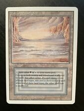 1X MTG Underground Sea REVISED Black Blue Vintage RARE DUAL