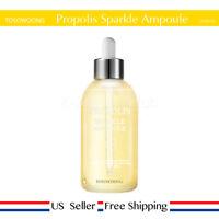 TOSOWOONG Propolis Sparkle Ampoule 100ml Radiant + Free Sample [US Seller]