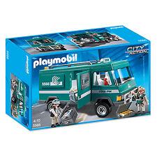 Playmobil City Action Money Transport Vehicle