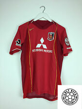 URAWA RED DIAMONDS 2004 Home Football Shirt (S) J-League Nike