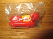 New Sealed Oscar Mayer Wienermobile Whistle Red Plastic