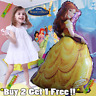 Beauty and the Beast Belle Disney Princess Birthday Party Balloons Balloon