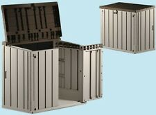 Box capanno casetta ricovero attrezzi Stora Way cm 129x74x111 h