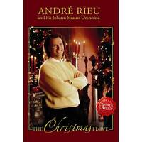 Andre Rieu The Christmas I Love (2011) DVD Tout Neuf