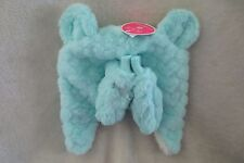 Toddler Girl Mint Faux Fur Hat & Mittens Set/The Children's Place New 6-12 Month