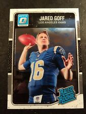 JARED GOFF 2016 Donruss Optic RATED ROOKIE RC #172  LOS ANGELES RAMS