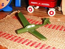 Dollhouse Military Airplane Play Toy fits Fisher Price Loving Family Dollhouse