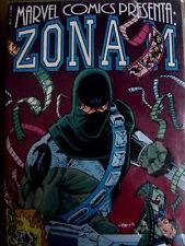 ZONA M : Marvel Presenta n°7 - blisterati con inserto [G.175]