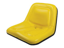 NEW!! UNIVERSAL YELLOW LAWN MOWER SEAT #13501YE