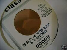 MINT- FUNK 45~GOOGIE~98 SEC'S OF 3 BEARS IN A/EVERYTHING IS ~HEAR  YOUTUBE