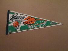 ABL San Jose Lazers Vintage Defunct Basketball Pennant