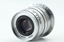 [Rare! EXC+++] NIKON NIKKOR Q C 50mm f/3.5 L39 Leica Screw Mount Lens #N1435