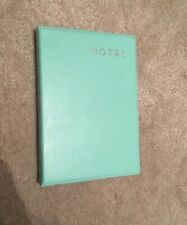 Small Pastel Green Mint Notes Book Lined Organisation To Do List Office Planning
