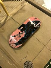 LC BOARDS Fingerboard 98x34 Ninja Graphic Brand New Free Grip Tape And Stickers
