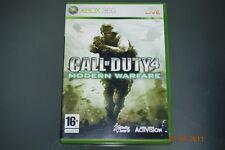 Call Of Duty 4 Modern Warfare Xbox 360 UK PAL **FREE UK POSTAGE**