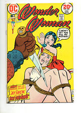 Wonder Woman #209 Wonder Woman (Girl) at 7 Years old! 1973 VF 8.0 BRONZE BEAUTY!