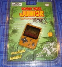 Donkey Kong Junior Keychain Electronic Handheld Travel Game New In The Package