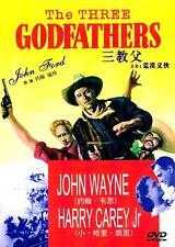"NEW DVD "" The Three Godfathers "" John Wayne, Pedro Armendáriz"