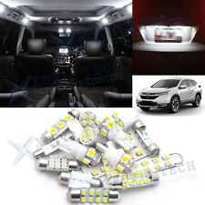 White LED Light Package Kit for Honda CR-V HR-V 2015 2016 2017 2018 2019 CRV HRV