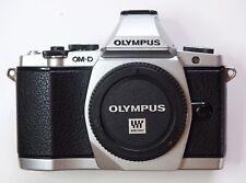 New ListingOlympus Om-D E-M5 16.1 Mp Digital Camera Silver. Fine condition. All accessories