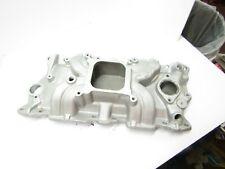Edelbrock Torker II 5001 Small Block Chevy Aluminum Intake Manifold  SBC IMCA