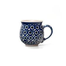 Bunzlauer Keramik Kugelbecher 200 ml Dekor 58